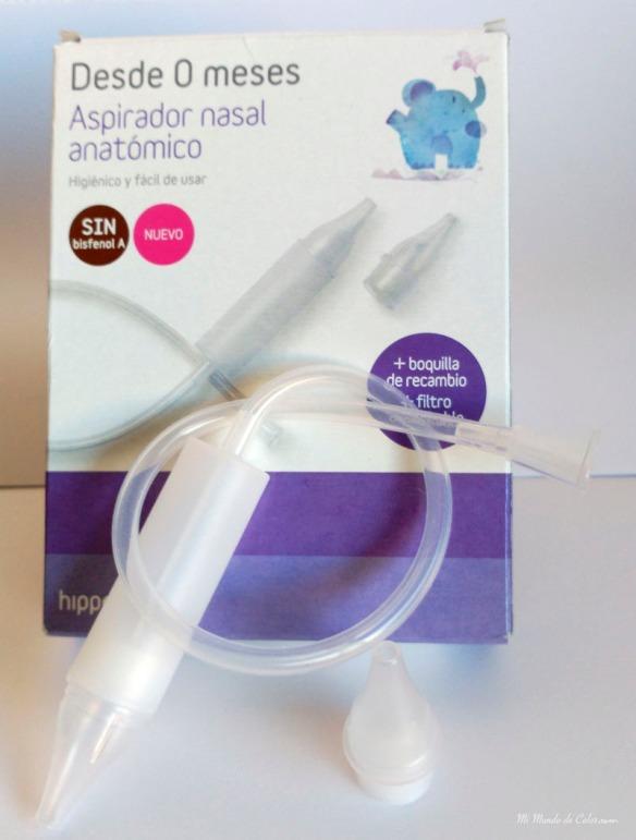 aspirador nasal anatomico mercadona